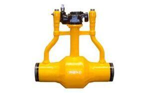 直埋式全焊接球阀的安装与维护